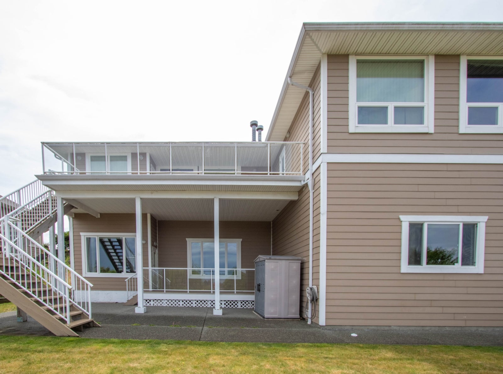 602 B Mariner Dr - CR Campbell River South Half Duplex for sale, 2 Bedrooms  #14