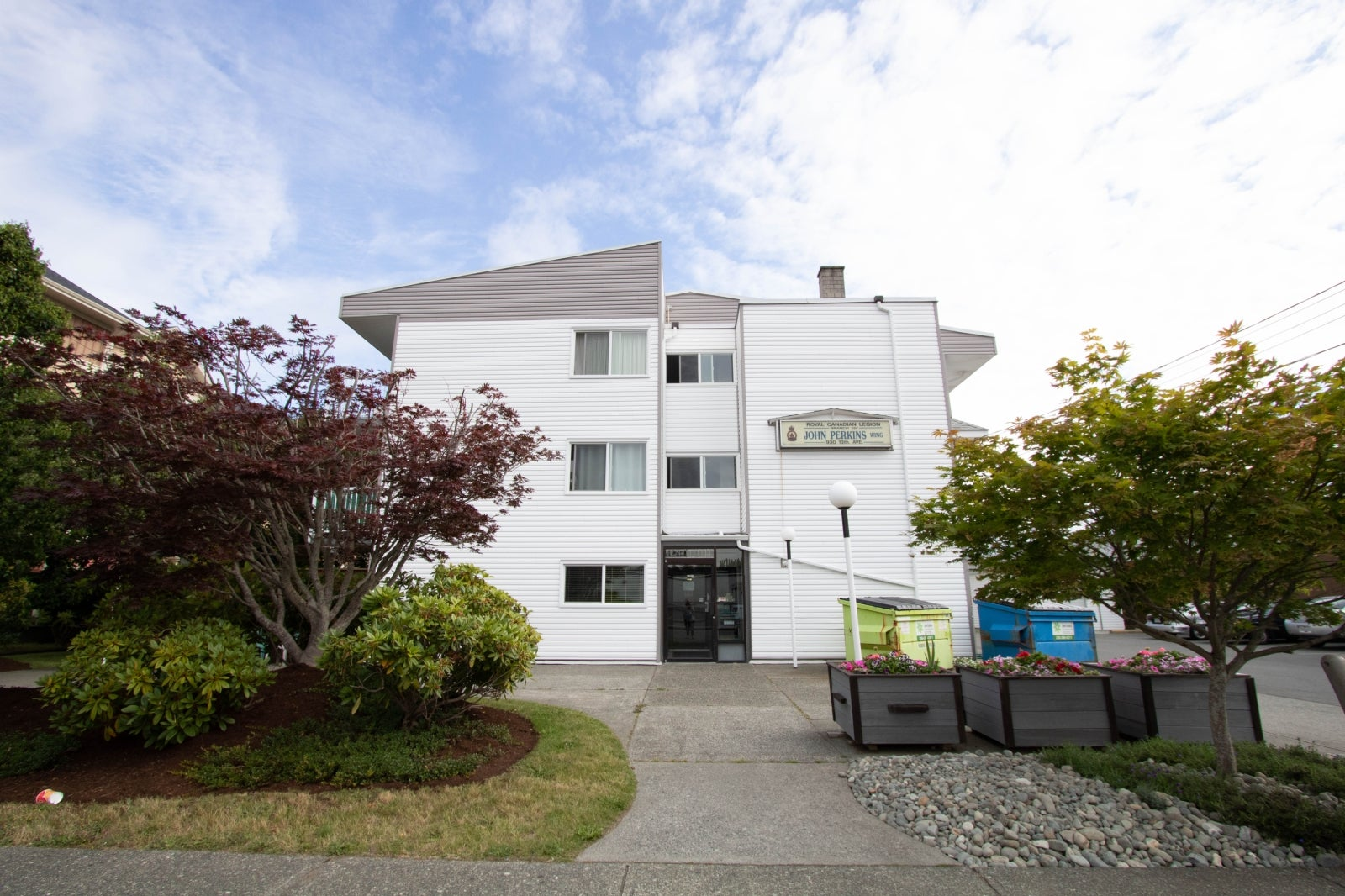 John Perkins Memorial Housing 930 13 Avenue - Waitlist - CR Campbell River Central Condo Apartment for sale(380594) #1