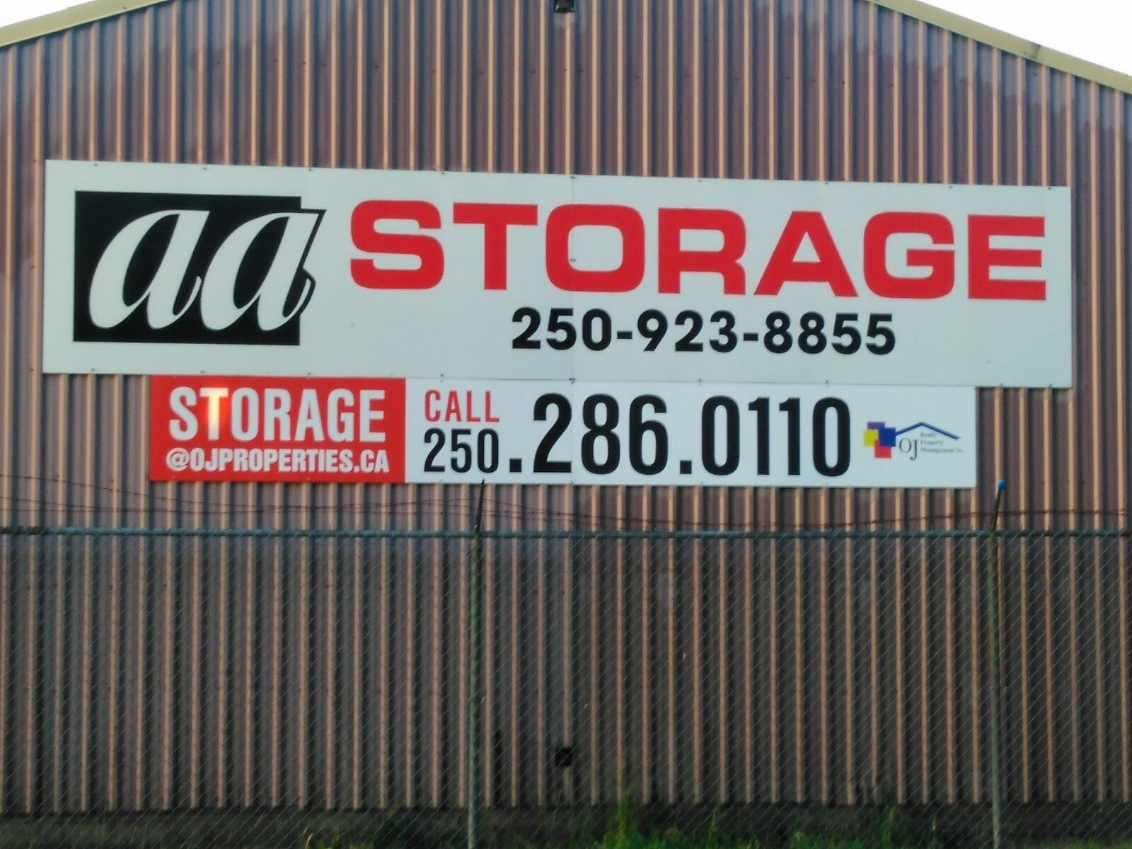 Unit 405 AA Storage - 2139 Airside Dr, Campbell River, BC - Willow Point COMM for sale(E4166172) #1