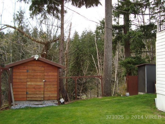 16 2520 QUINSAM ROAD - CR Campbell River West Manufactured Home for sale, 2 Bedrooms (373325) #2