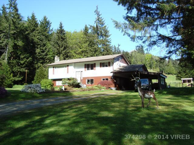 1740 DYSON ROAD - NI Kelsey Bay/Sayward Single Family Detached for sale, 4 Bedrooms (374296) #1