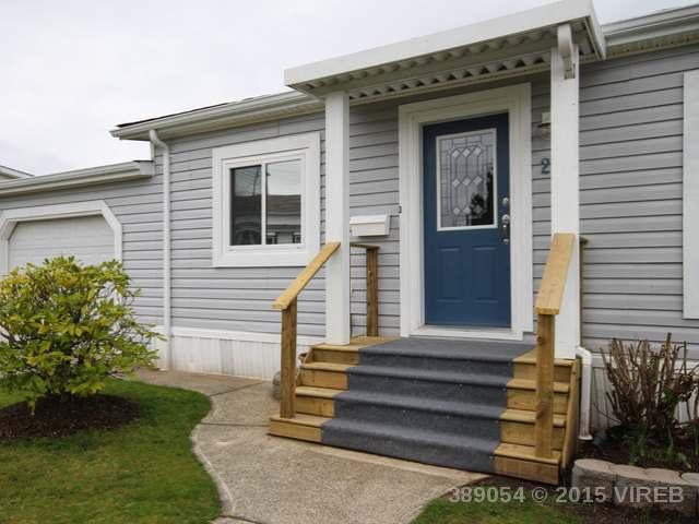 26 4714 MUIR ROAD - CV Courtenay East Manufactured Home for sale, 2 Bedrooms (389054) #20