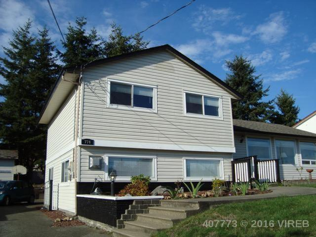 774 ALDER S STREET - CR Campbell River Central Single Family Detached for sale, 3 Bedrooms (407773) #1